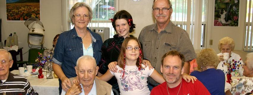 Bob Jessup's 91st Birthday Party