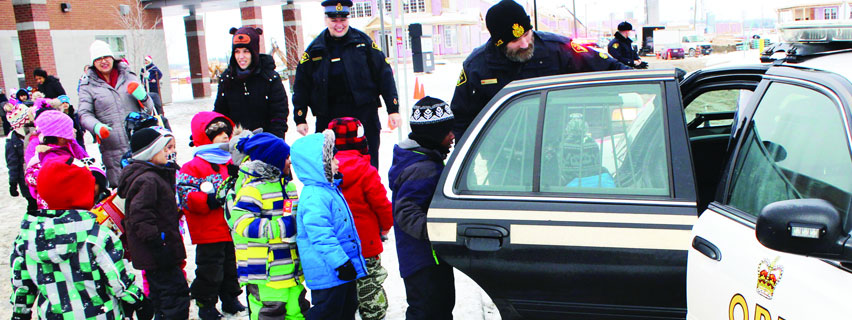 People in Caledon gave lots over the holidays