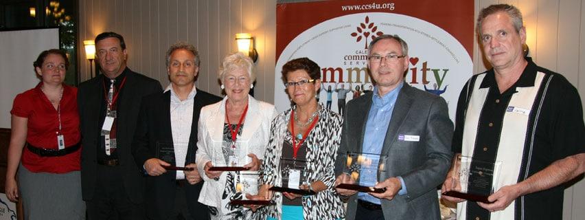 Caledon Community Services' AGM